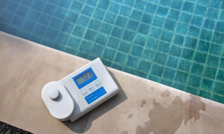 Comment augmenter le pH d'une piscine