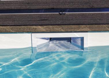 filtre d'une piscine